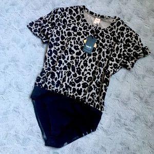 S&T | T-Shirt Bodysuit